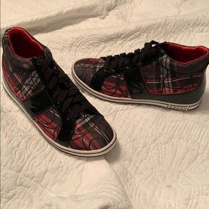 Coach Finch High-Top Sneakers